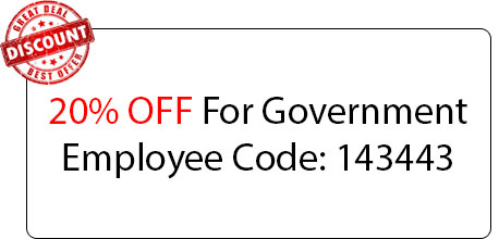 Government Employee Coupon - Locksmith at Alhambra, CA - Alhambra Ca Locksmith